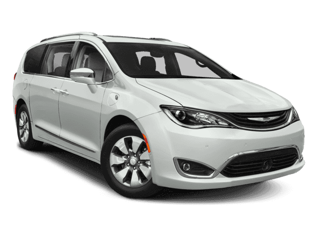 New Chrysler Pacifica Hybrid Limited