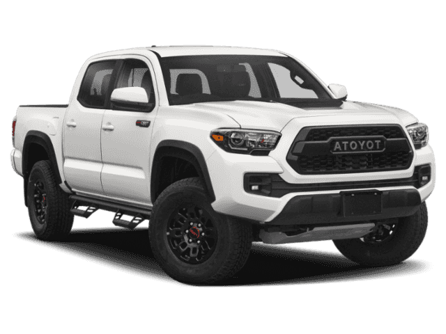 2019 Toyota Tacoma >> New 2019 Toyota Tacoma 4wd Trd Pro Double Cab Pickup In Escondido