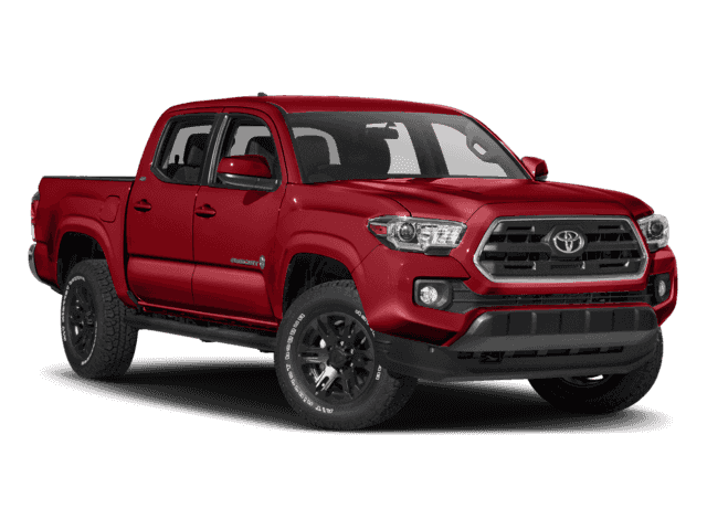new 2017 toyota tacoma sr5 double cab in hollywood. Black Bedroom Furniture Sets. Home Design Ideas