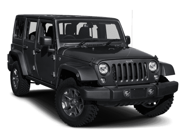 NEW 2018 JEEP WRANGLER JK UNLIMITED RUBICON RECON 4X4