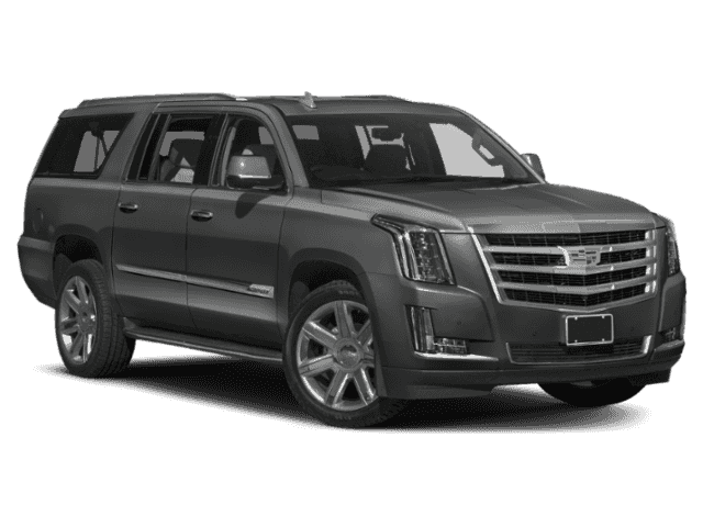 New 2019 Cadillac Escalade Esv Luxury 4d Sport Utility In