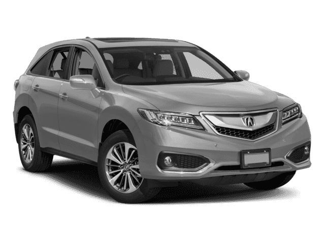 New 2017 Acura RDX Elite at With Navigation & AWD
