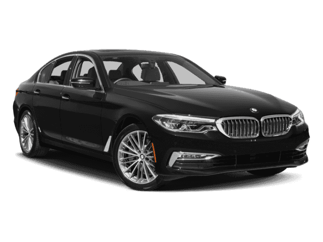 New 2018 BMW 5 Series 540i xDrive With Navigation & AWD