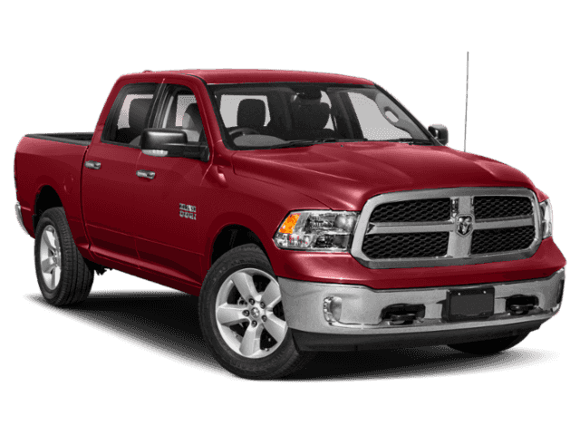 Pre-Owned 2018 RAM 1500 SLT 4WD