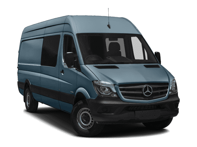 New 2017 Mercedes-Benz Sprinter 2500 Crew Van