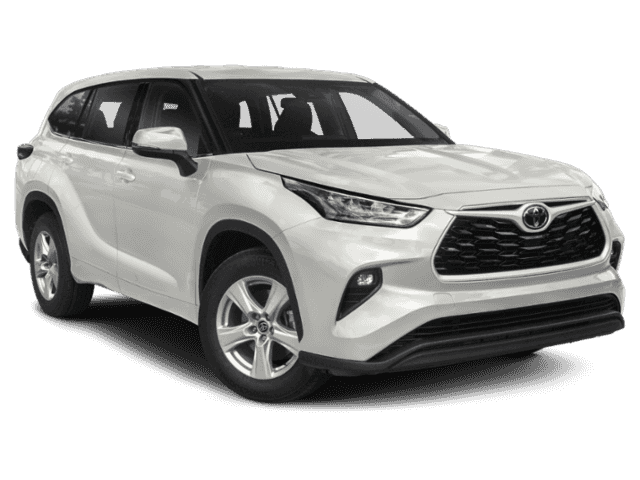 New 2020 Toyota Highlander LE 4WD V6
