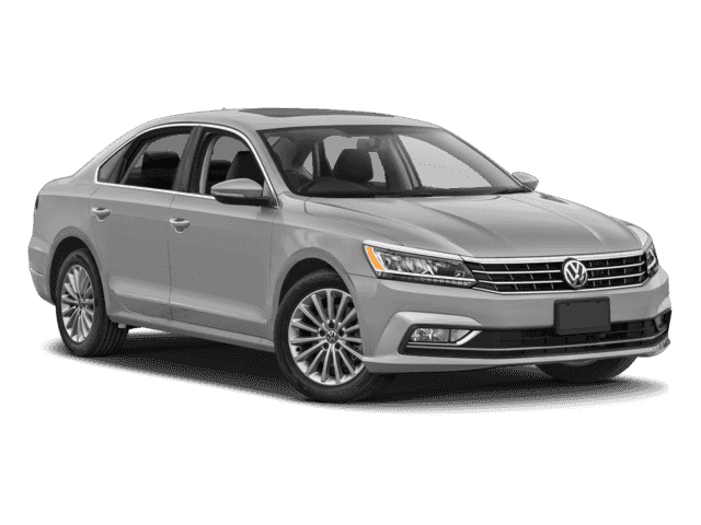 New 2017 Volkswagen Passat 4d Sedan 1.8T S
