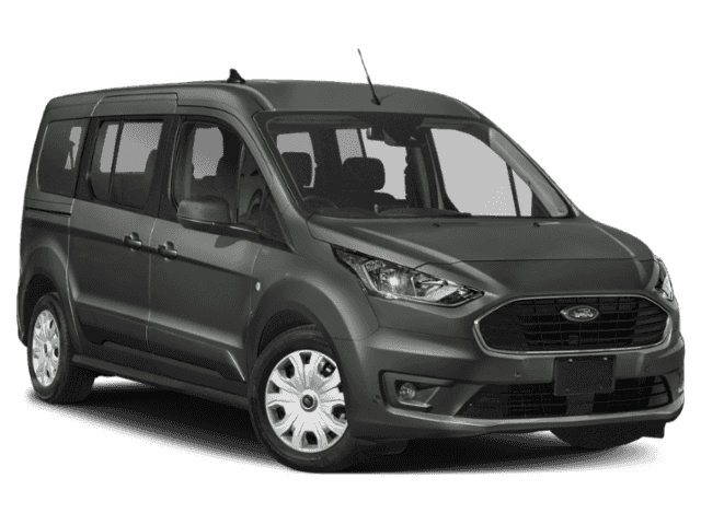New 2019 Ford Transit Connect Wagon XLT LWB W/REAR SYMMETRICA