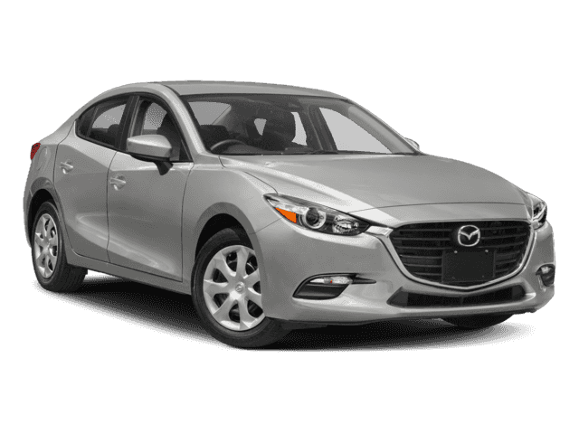 Marvelous New 2018 Mazda3 Sport Base