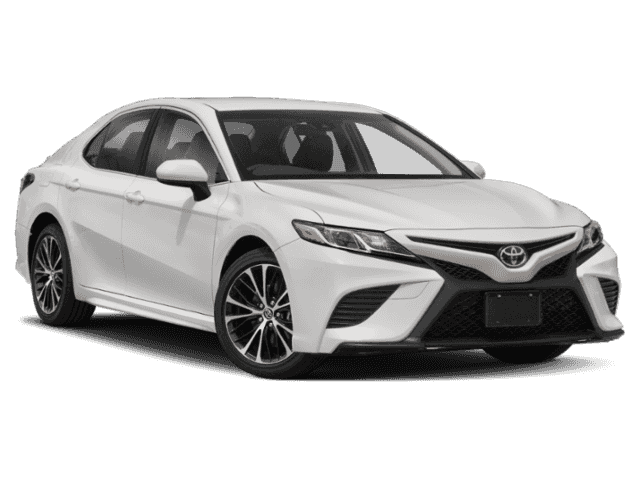New 2020 Toyota Camry SE 2WD