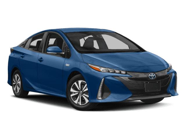 New 2018 Toyota Prius Prime Advanced 4dr Car