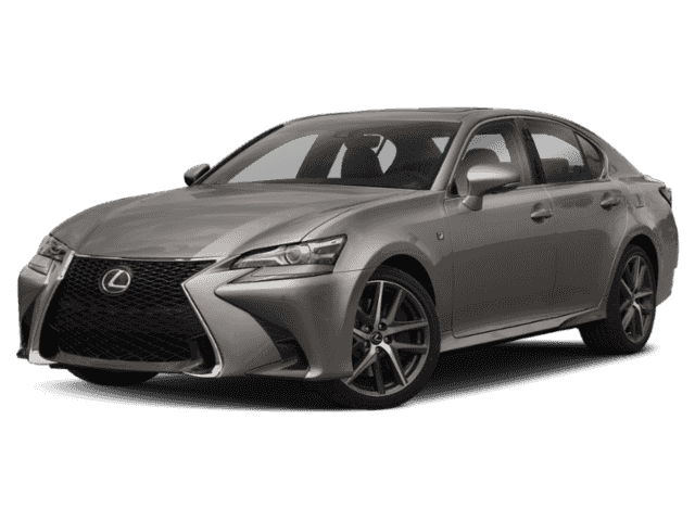 New 2020 Lexus GS 350 F SPORT