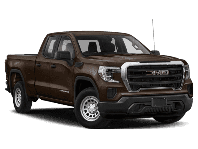 New 2020 GMC Sierra 1500 SLE 4WD Extended Cab Pickup