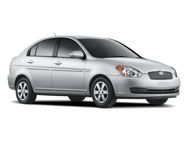 Pre-Owned 2009 HYUNDAI ACCENT GLS Sedan