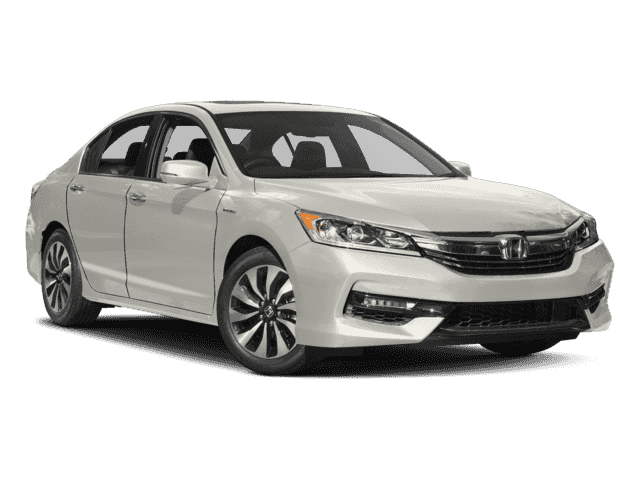New Honda Accord Hybrid EX-L
