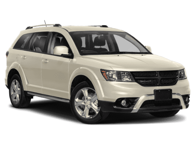 New 2018 DODGE Journey 4d SUV AWD Crossroad