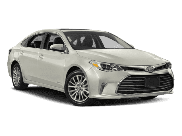 New 2018 Toyota Avalon Hybrid Limited FWD 4D Sedan
