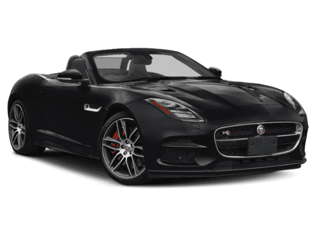 New 2020 Jaguar F-TYPE Convertible Auto P340