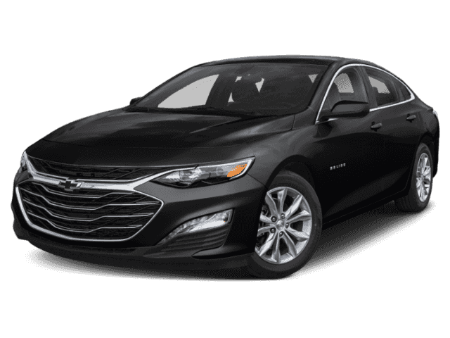 New 2019 Chevrolet Malibu LT Front Wheel Drive 4-Door Sedan - Demo