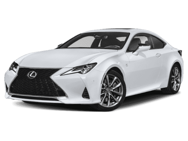 New 2020 Lexus RC RC 350 F SPORT