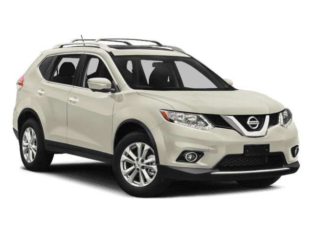 New 2016 Nissan Rogue SV