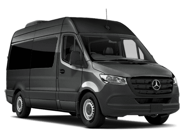 New 2019 Mercedes-Benz Sprinter Passenger Van 2500 High Roof V6 144 RWD