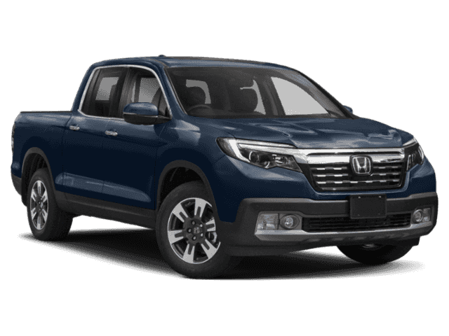 New 2019 Honda Ridgeline Touring AWD