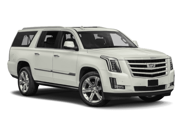2017 Cadillac Escalade ESV Premium Collection With Navigation