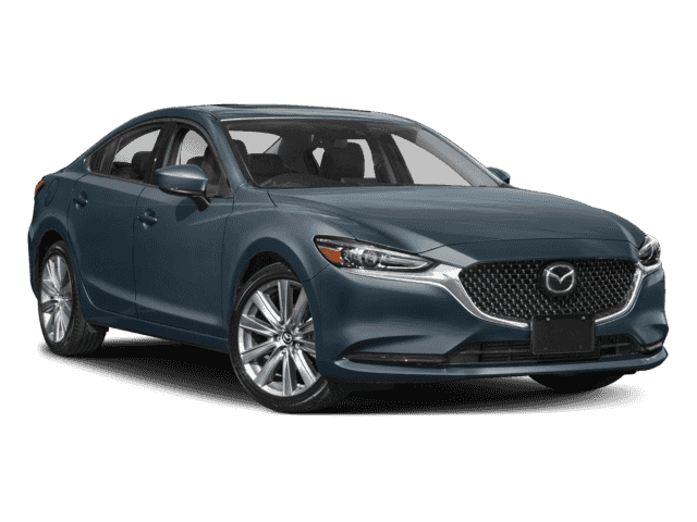 New 2018 Mazda6 Grand Touring FWD 4D Sedan