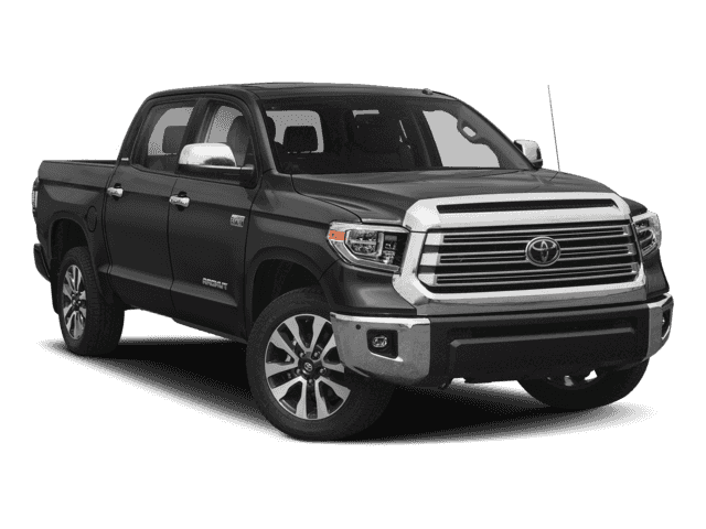 New 2018 TOYOTA TUNDRA LIMITED CREWMAX 5.5' BED 5.7L FFV