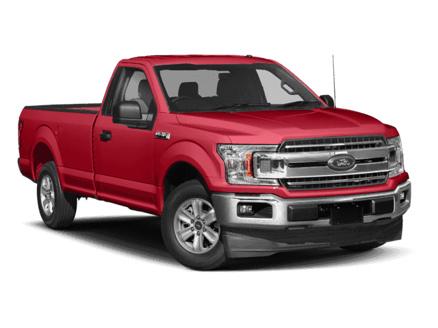 New 2018 Ford F-150 2WD REG CAB