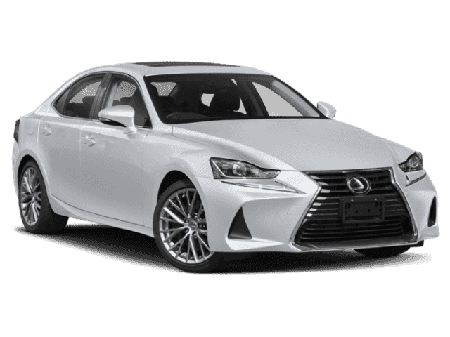New 2020 Lexus IS 300 F SPORT