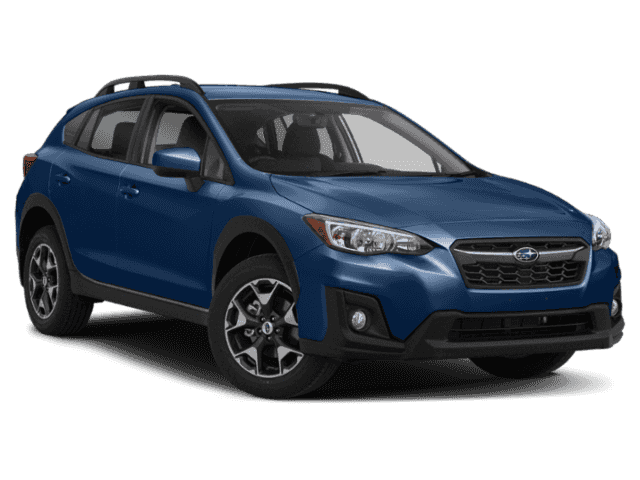 New 2020 Subaru Crosstrek Base Model