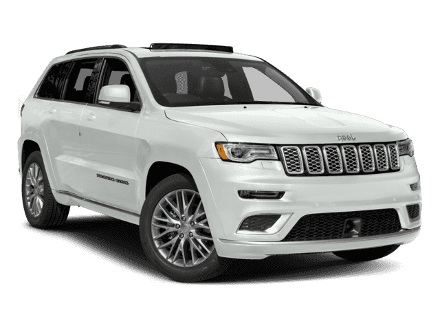 Beautiful New 2018 JEEP Grand Cherokee Summit