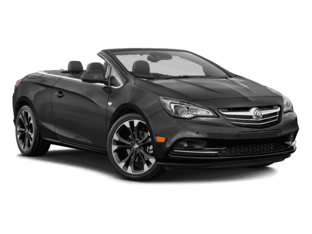 2016 Buick Cascada Premium With Navigation