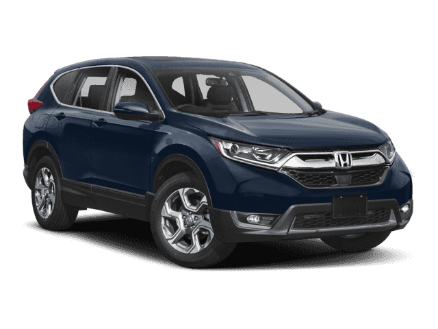 New 2018 Honda CR-V EX-L AWD w/Navi