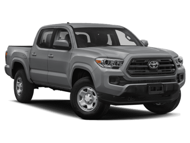 New 2019 Toyota Tacoma TRD Sport Upgrade