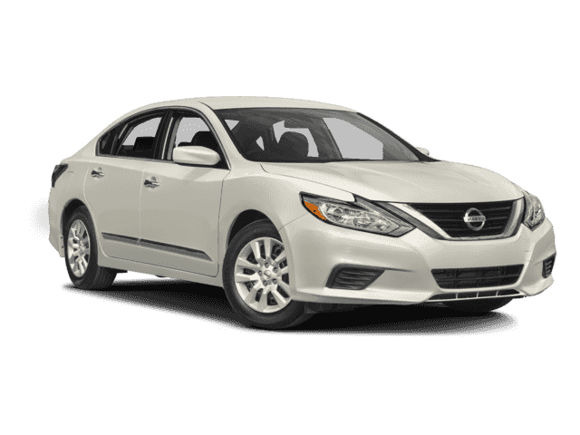 New 2016 Nissan Altima 2.5 S