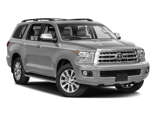 New Toyota Sequoia Limited 5.7L V8
