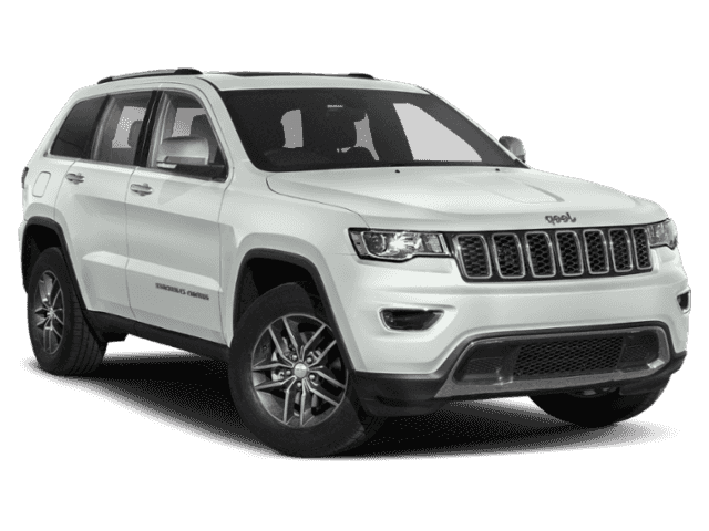 2019 Jeep Grand Cherokee Limited White