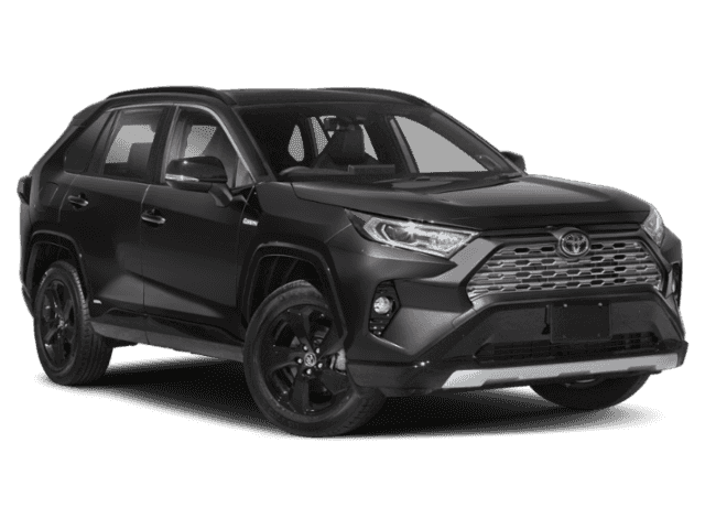 Stock #: 39024 Blizzard Pearl / Midnight Black Metallic [extra_cost_color] 2020 Toyota RAV4 Hybrid XSE 4D Sport Utility in Milwaukee, Wisconsin 53209