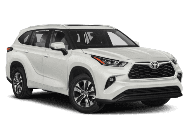 New 2020 Toyota Highlander XLE 4 FWD