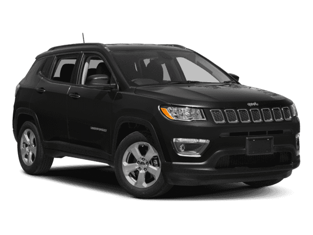 NEW 2017 JEEP COMPASS LATITUDE 4X4