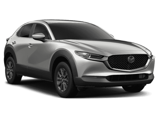 New 2020 Mazda CX-30 Base AWD 4D Sport Utility