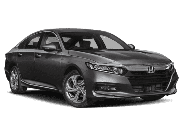 New 2019 Honda Accord Sedan EXL CVT