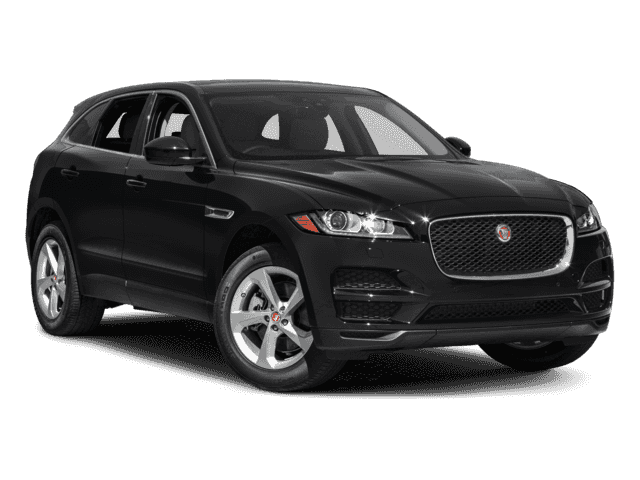 New 2018 Jaguar F-PACE 30t Premium All Wheel Drive SUV