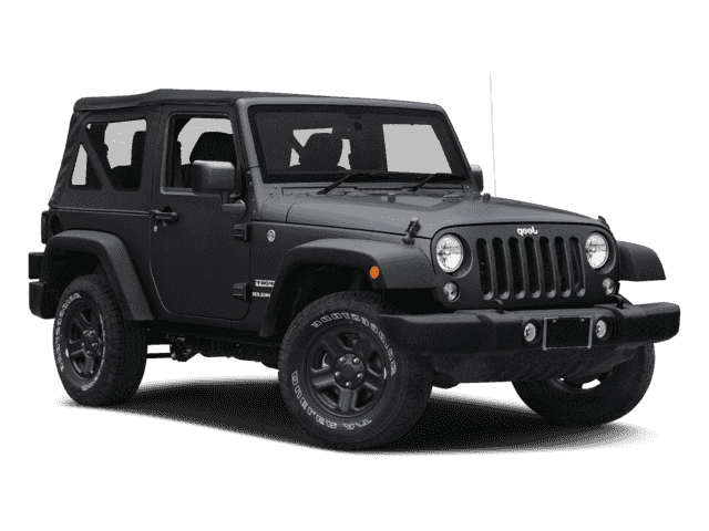 New 2018 JEEP Wrangler JK Willys Wheeler W
