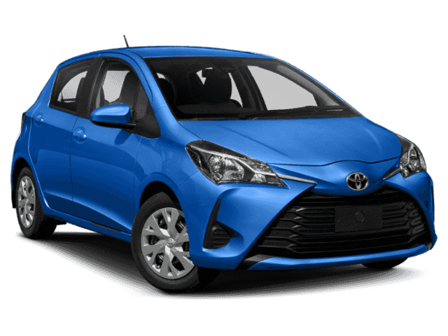 New 2019 Toyota Yaris Hatchback LE