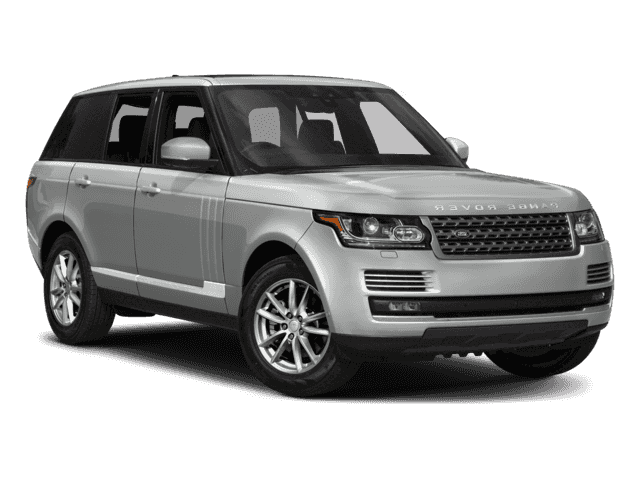 NEW 2017 LAND ROVER RANGE ROVER SUPERCHARGED WITH NAVIGATION & 4WD