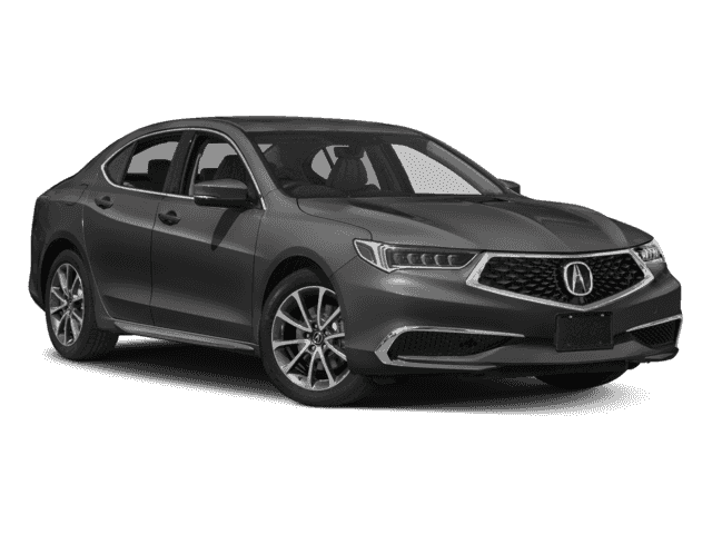 New 2018 Acura TLX 3.5L SH-AWD w/Tech Pkg With Navigation & AWD